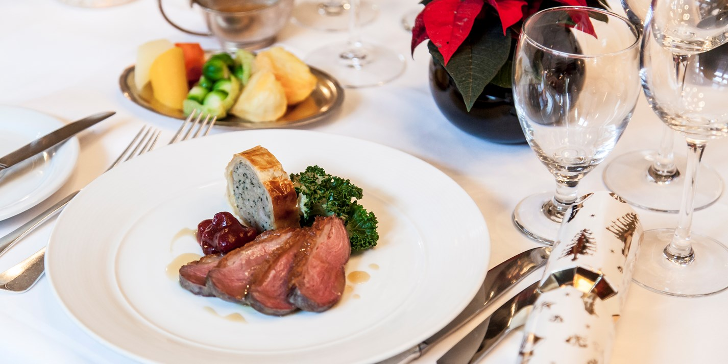 The best Christmas restaurant menus for 2016