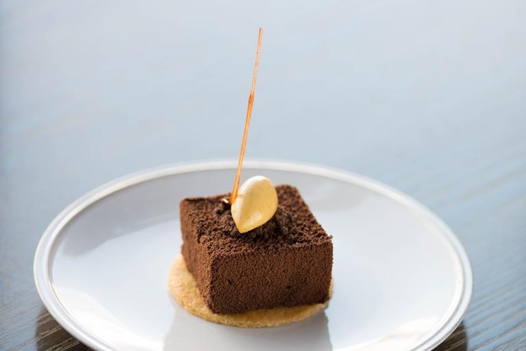 Chocolate Jaffa Mousse Cake Recipe