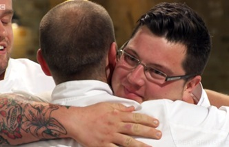 Jamie wins Masterchef