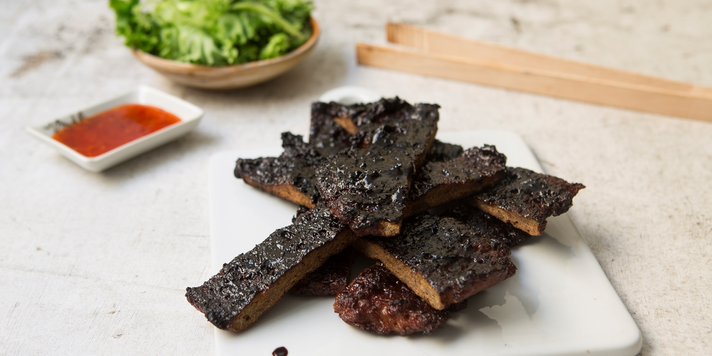 Bak Kwa - barbecue meat jerky