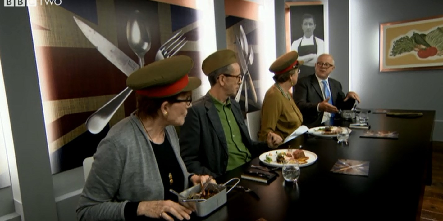 Great British Menu 2014, Northern Ireland Heat Preview