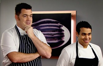 Nathan Outlaw and Paul Ainsworth