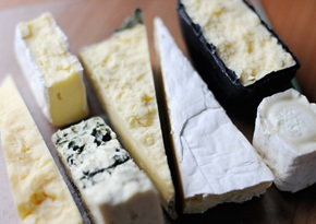 A guide to British cheese varieties