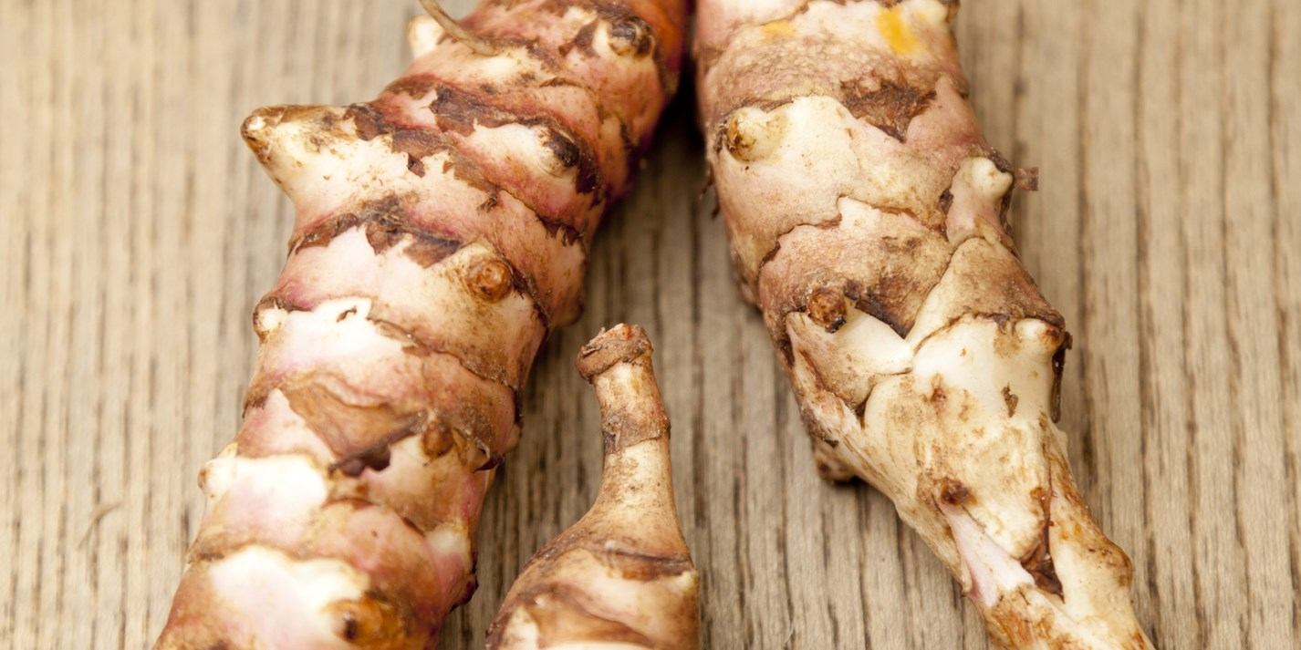 Ingredient focus – Jerusalem artichoke