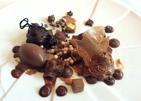 'Chocolate anarchy' at El Celler de Can Roca