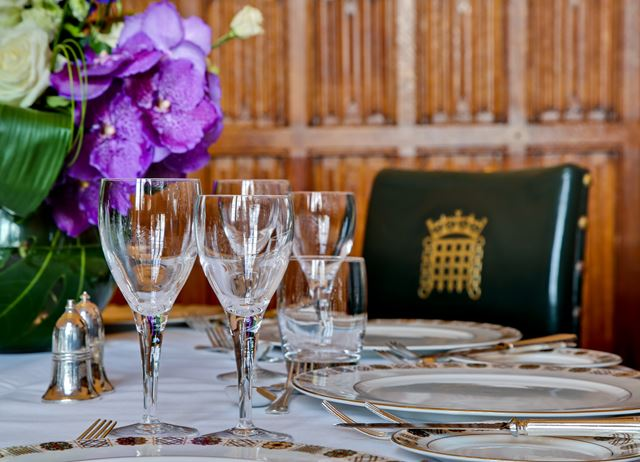 Public Dining at the House of Commons
