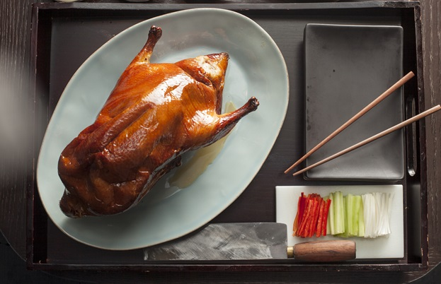 Mott 32's Peking duck