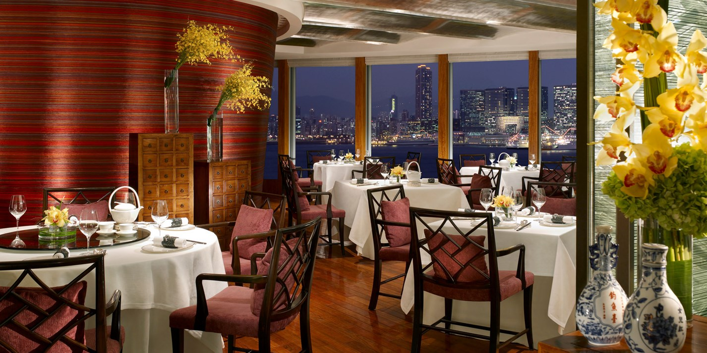 Fine dining in Hong Kong