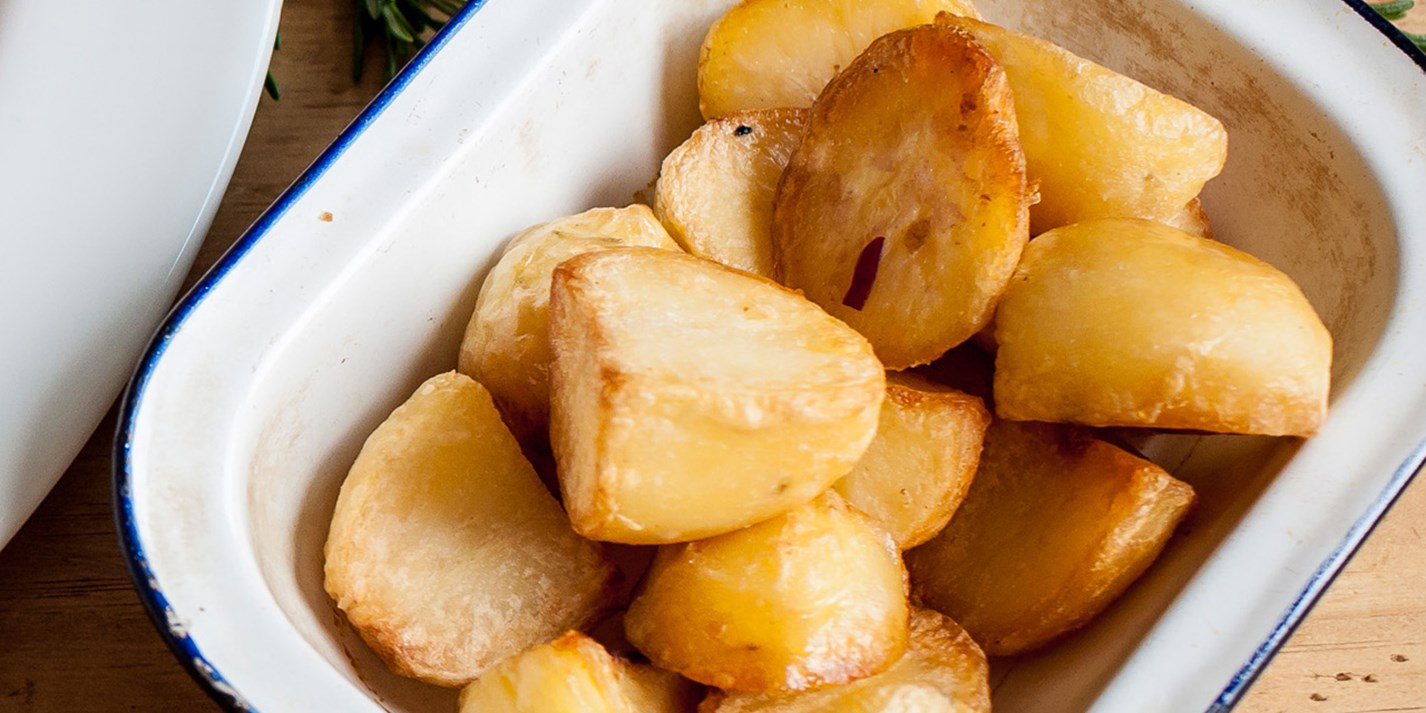 Easy roasties recipe