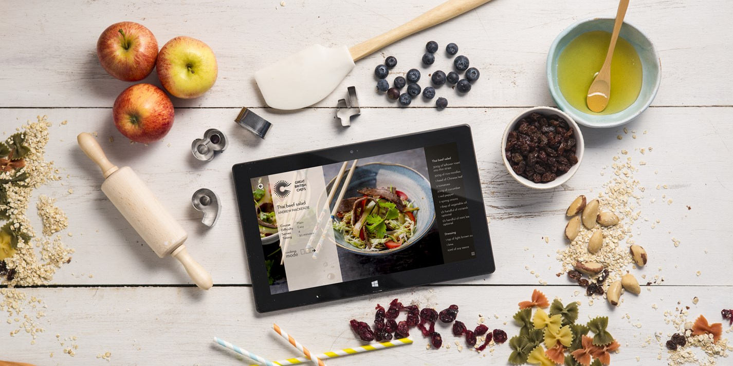 Cooking with Kids - Windows 8 app