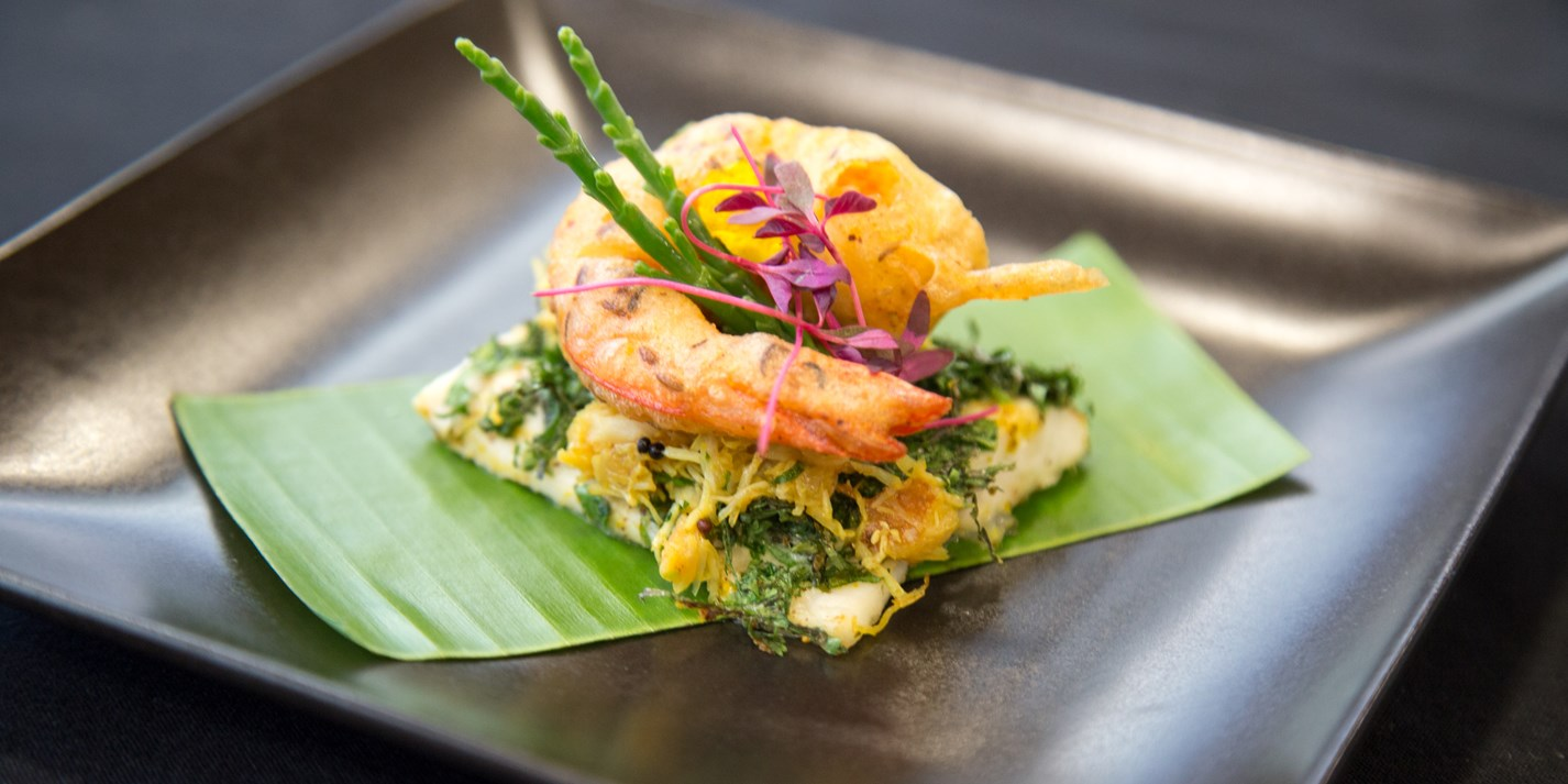 Alfred Prasad's Spice Supper Club at Kew Gardens