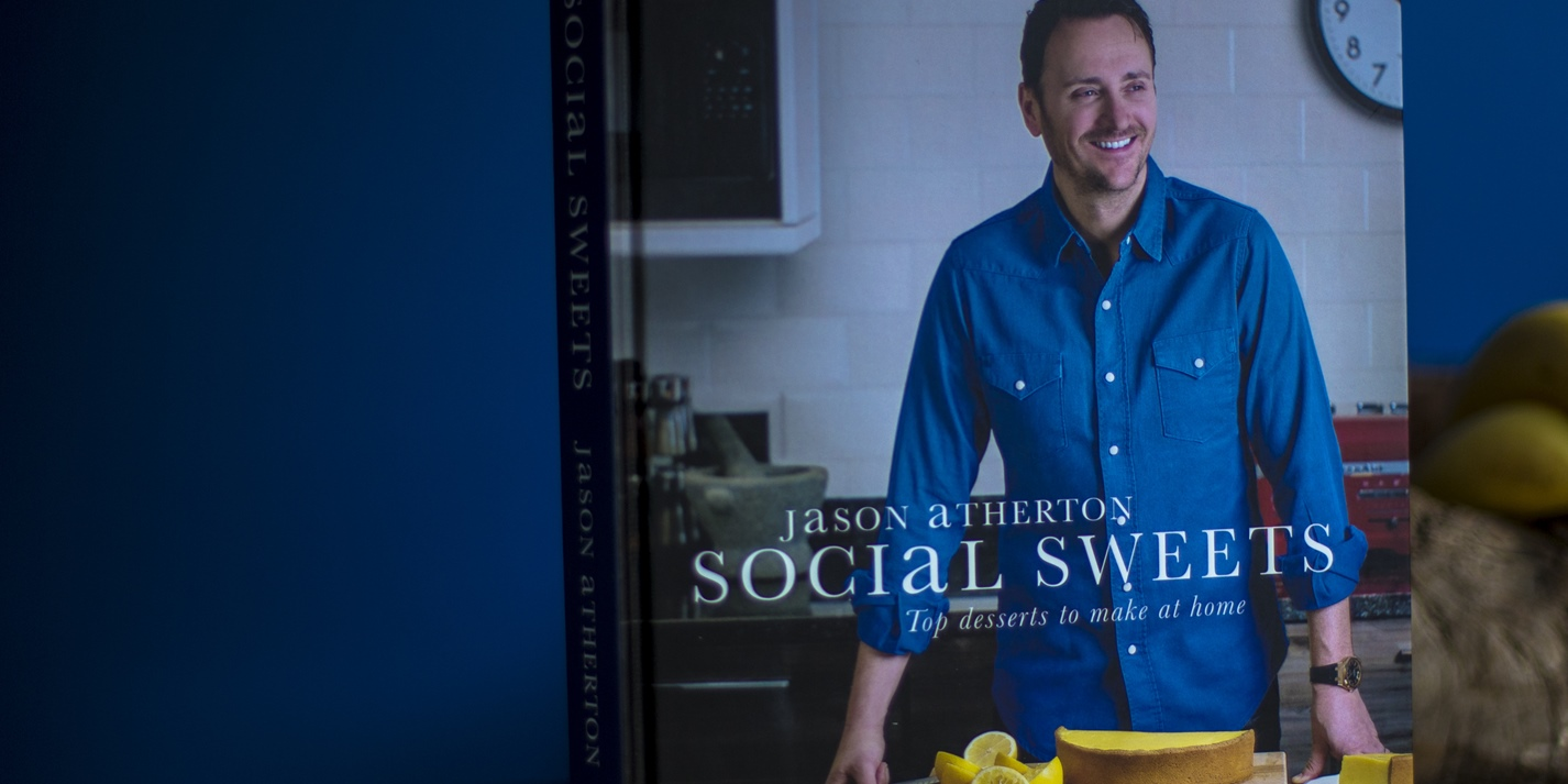 Jason Atherton's Social Sweets book review