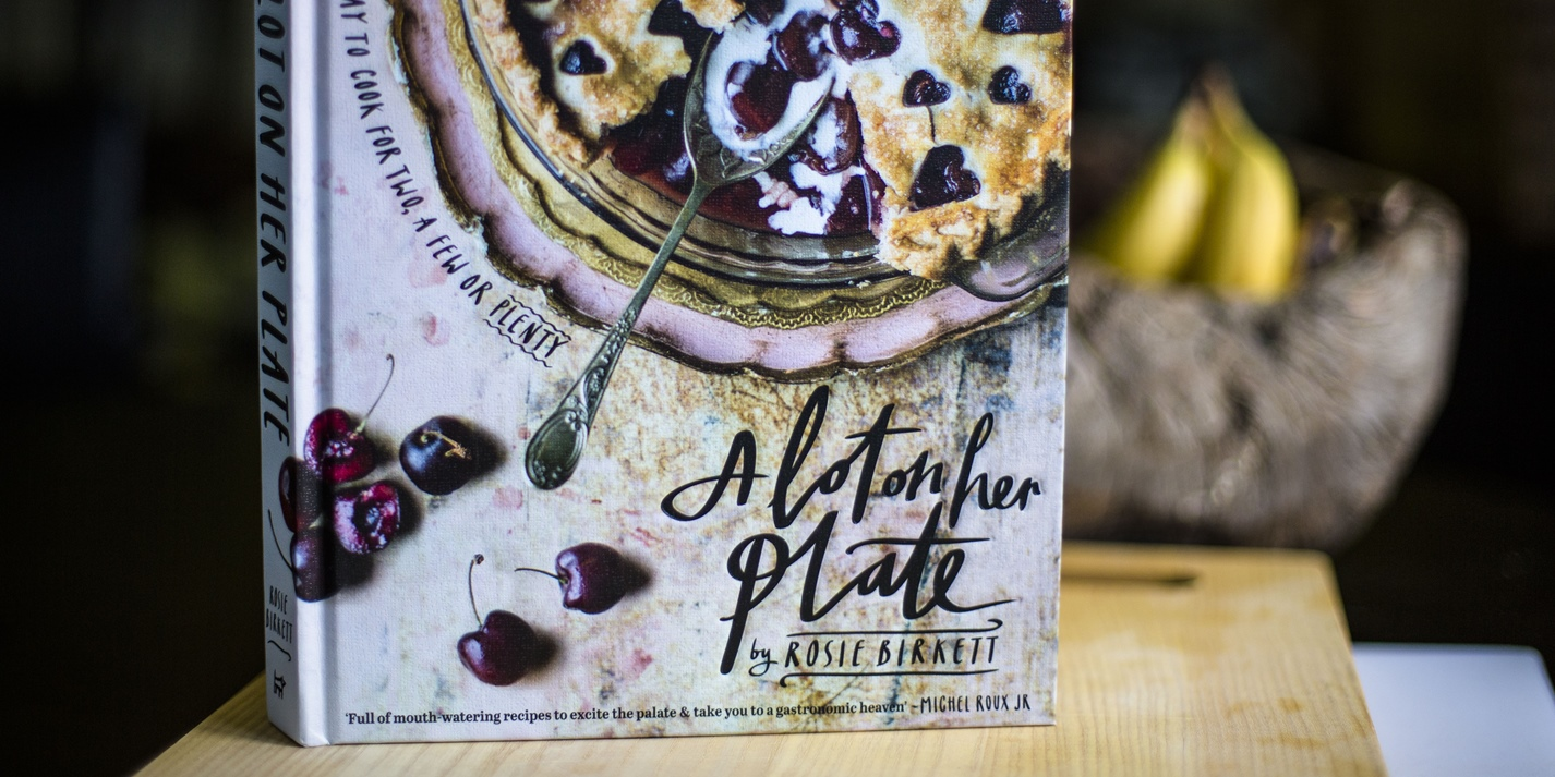 Rosie Birkett's A Lot On Her Plate book review