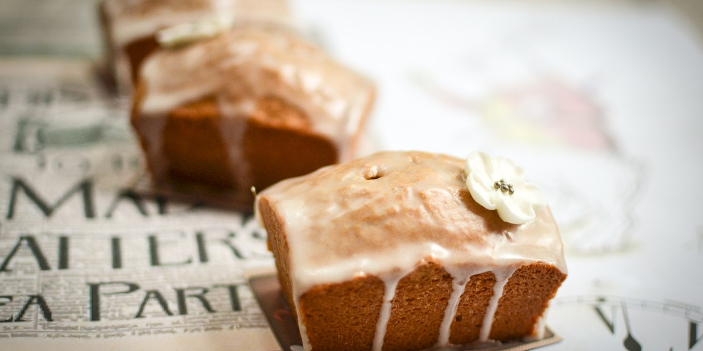 Earl Grey and Lemon Mini Loaf Cake Recipe - Great British Chefs
