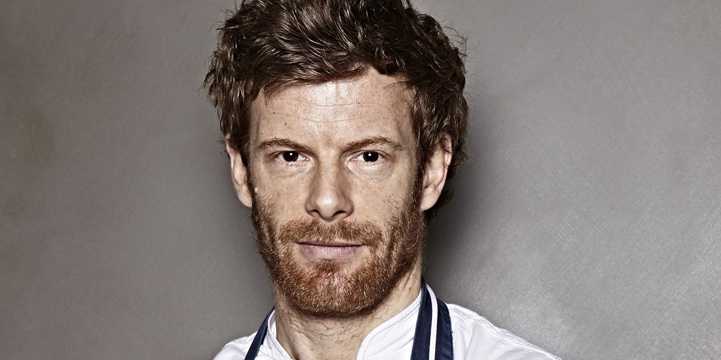 Tom Aikens - London in the Sky 2015