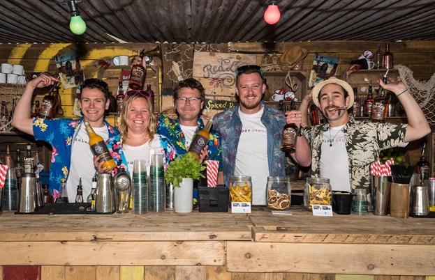 Mixology Rum Shack on Hove Lawns