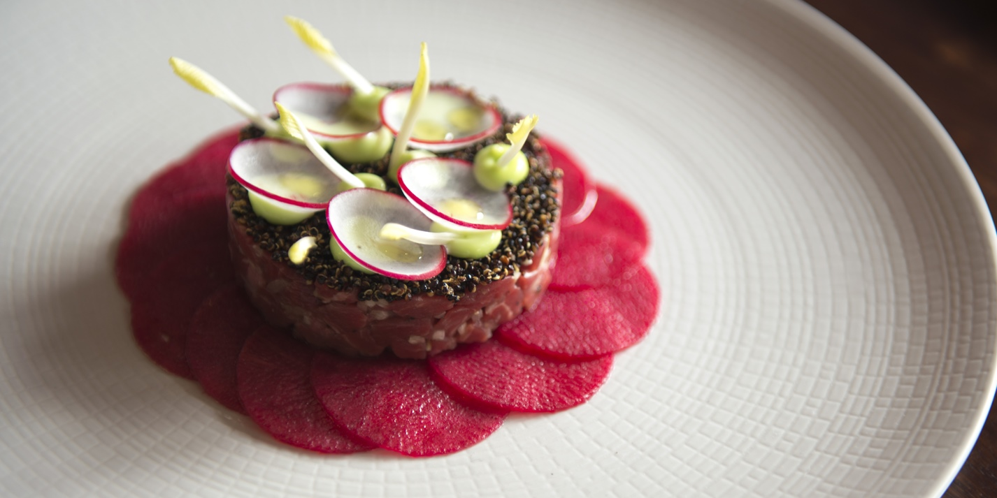Beef tartare recipe