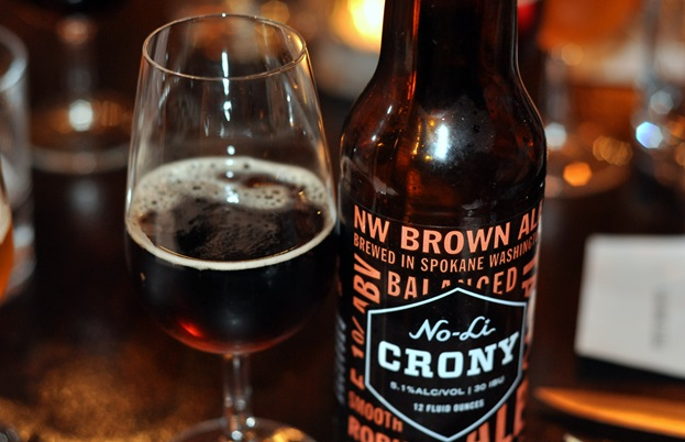 No-Li Brown Ale by No-Li Brewhouse