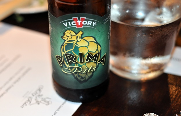 Victory Brewing Company's Prima Pils