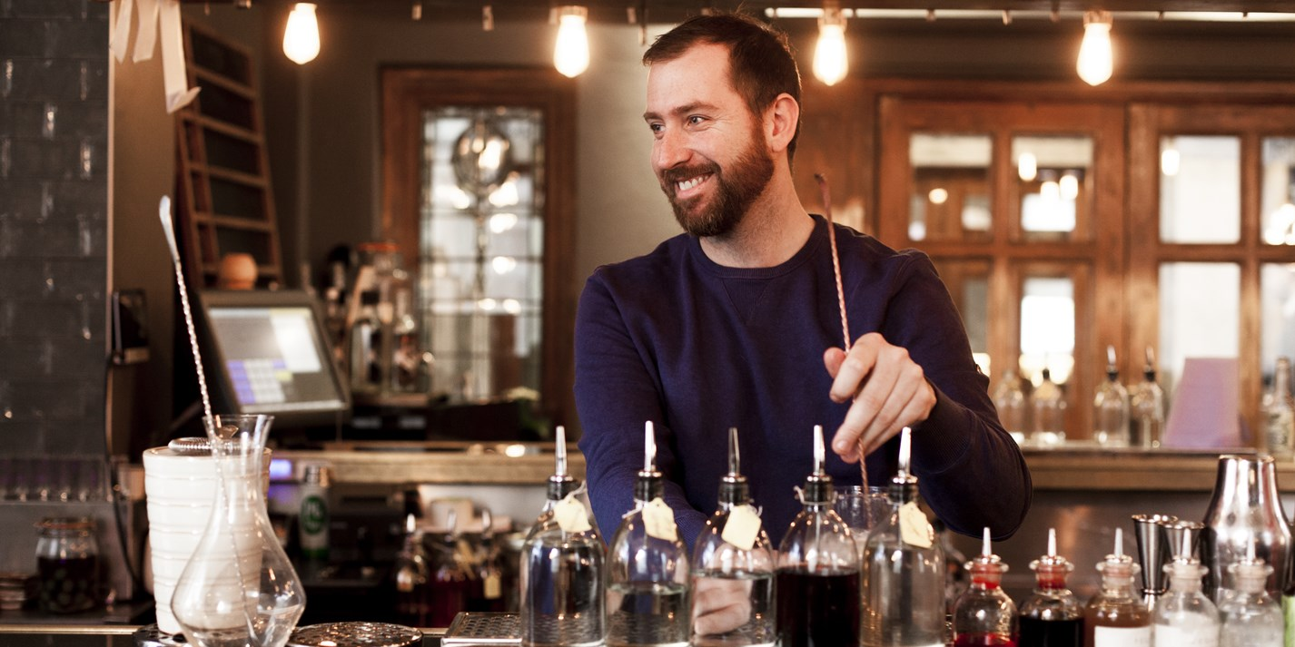 Interview with bartender Matt Whiley