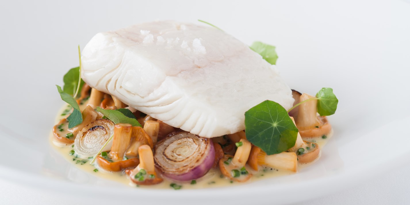 How to cook halibut sous vide