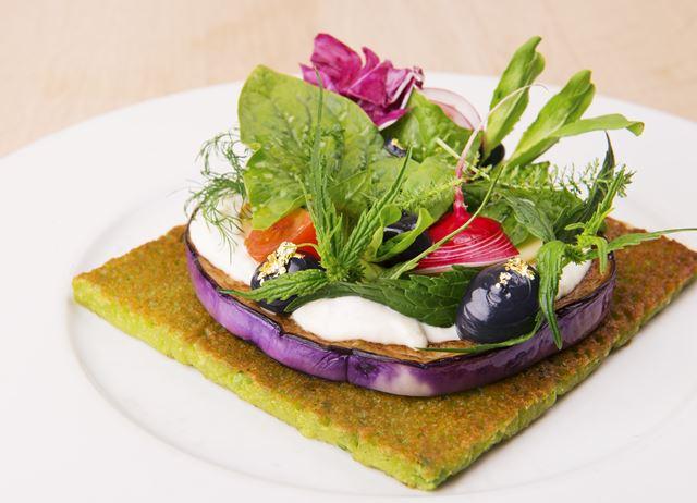 Italian vegetarian recipes great italian chefs for Vegetarian canape ideas