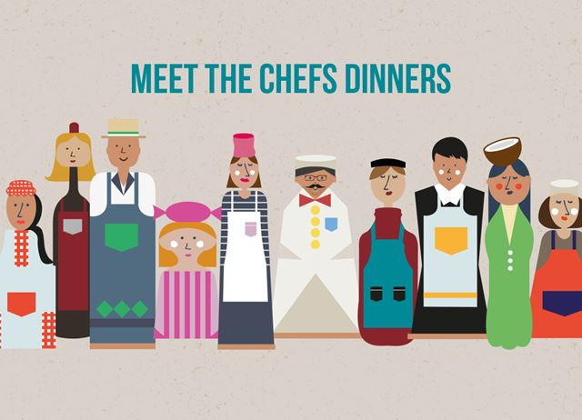 Meet the Chefs Dinners at Selfridges