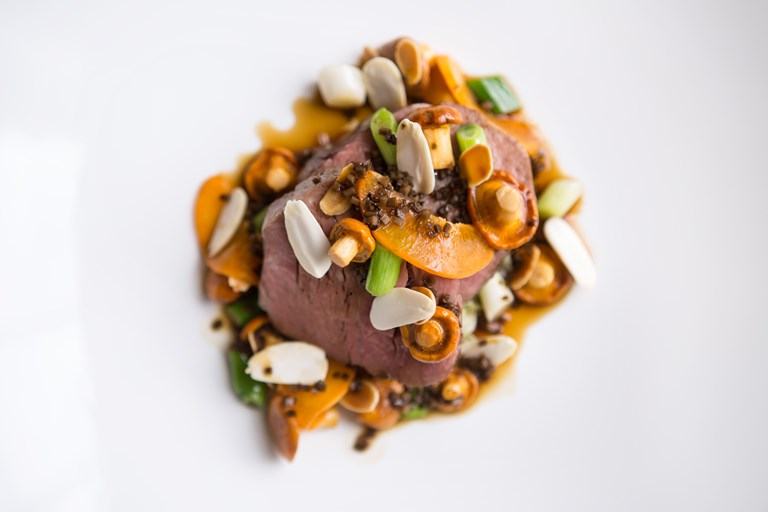 Veal And Truffle Recipe With Girolle Mushrooms Great