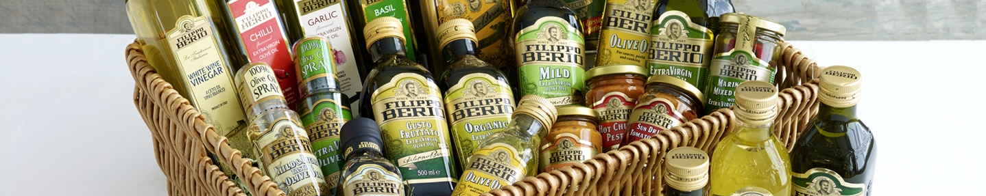 Win a luxury Italian hamper from Filippo Berio worth £100