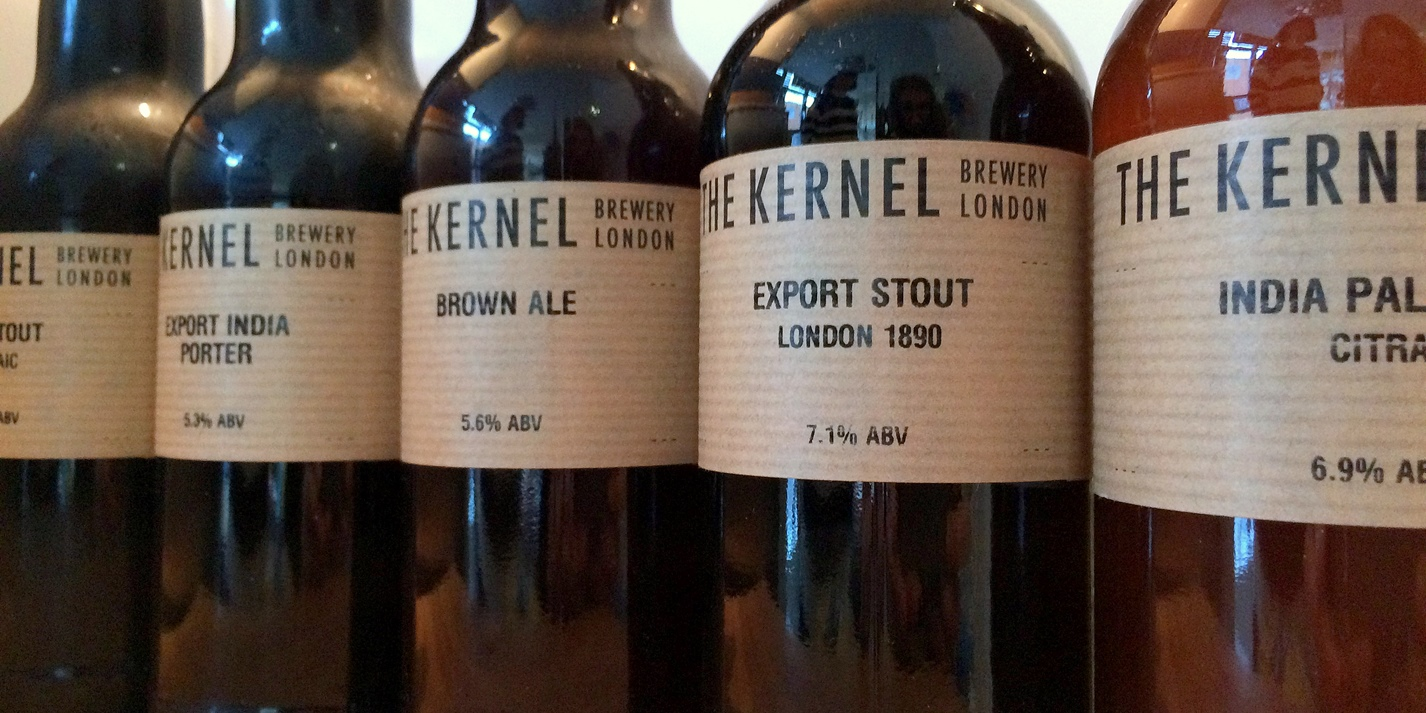 Beer Fridays: The Kernel brewery