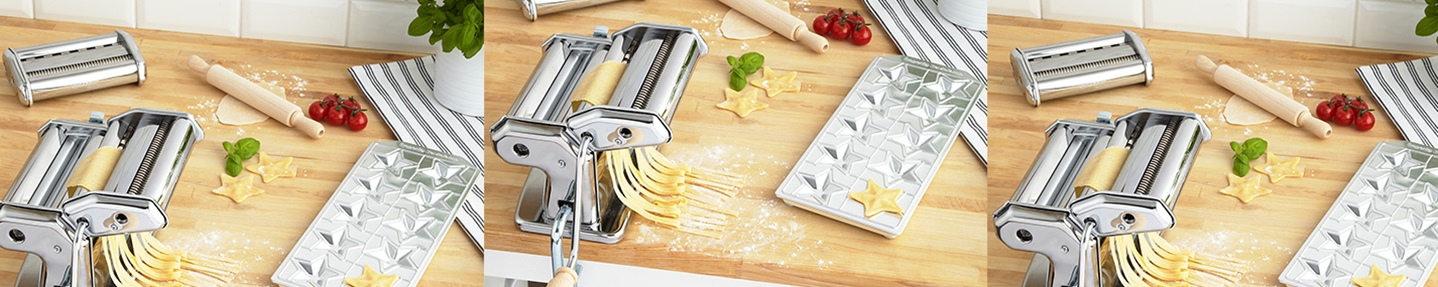 Win an Imperia pasta making machine worth £115 courtesy of Cirio