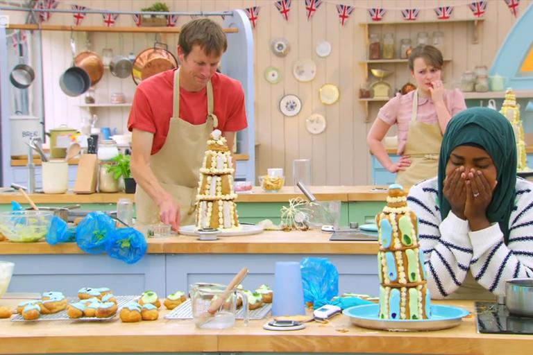 Great British Bake Off 2015, Week 8 , Patisserie Week , Great British Chefs