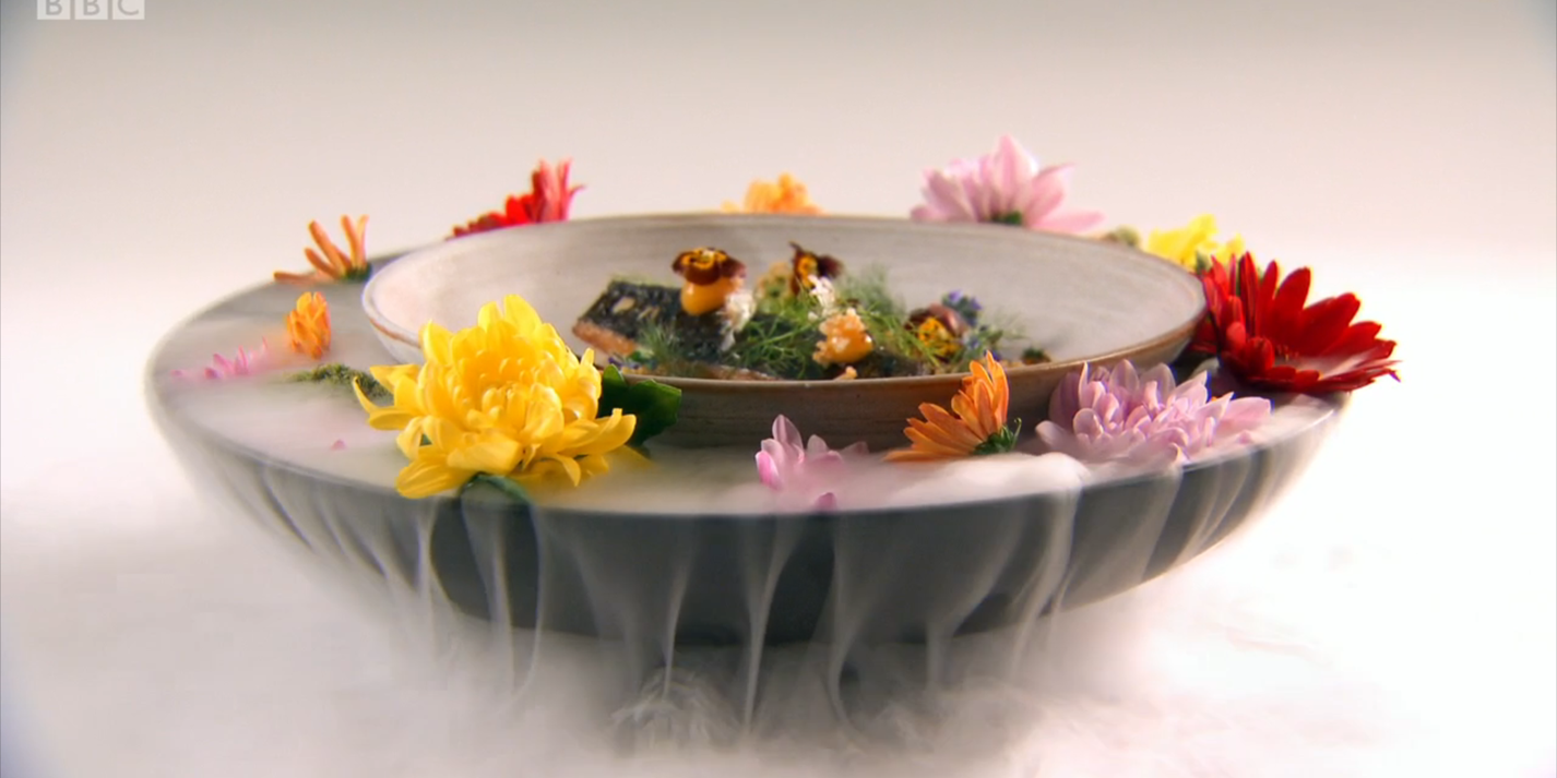 Great British Menu 2015: London and South East heat final