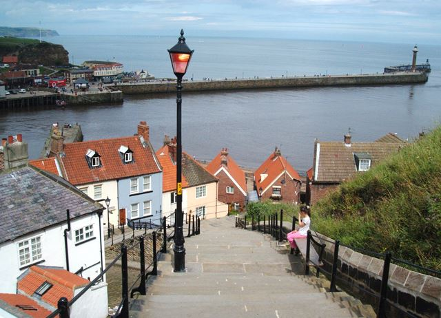 Whitby food guide