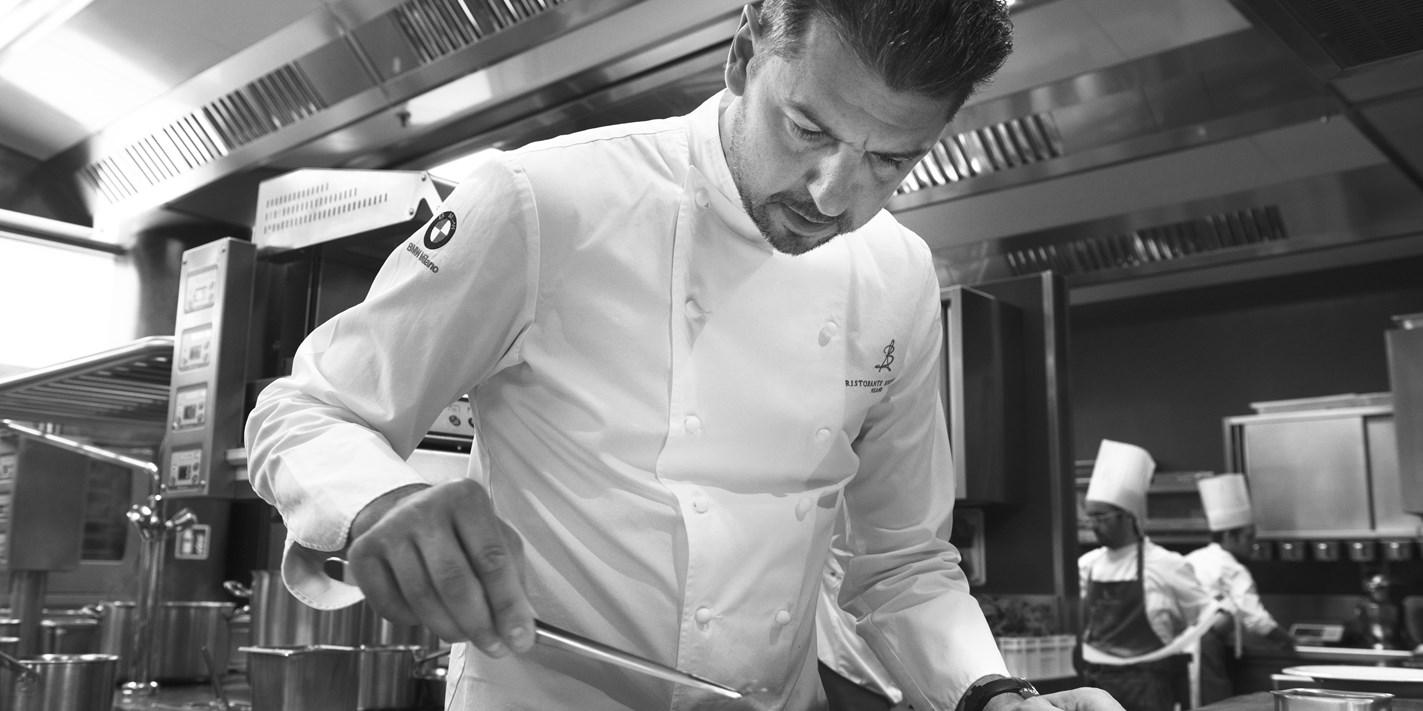 Andrea berton chef great italian chefs for Ristorante andrea berton