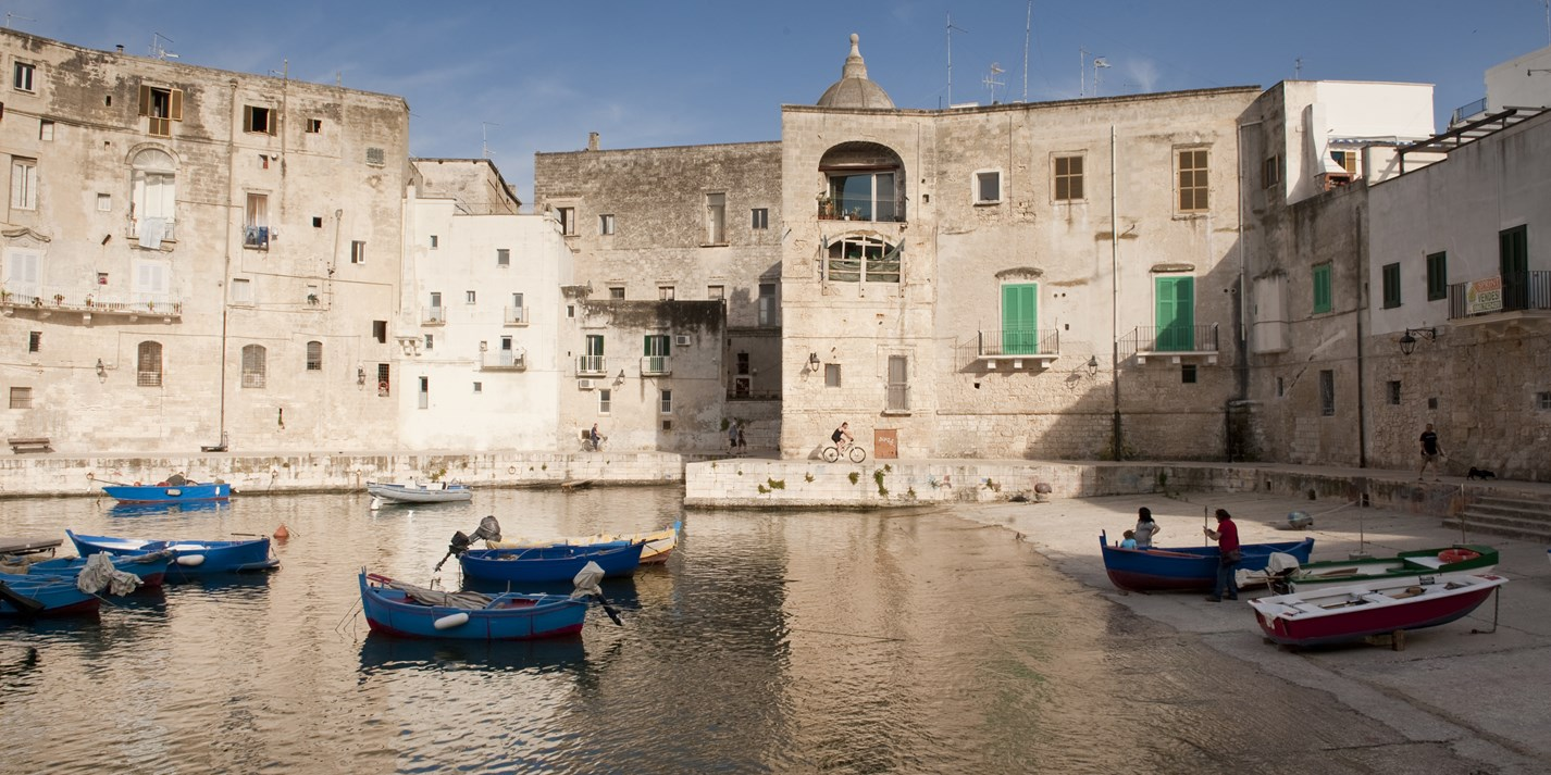 Restaurants in Puglia