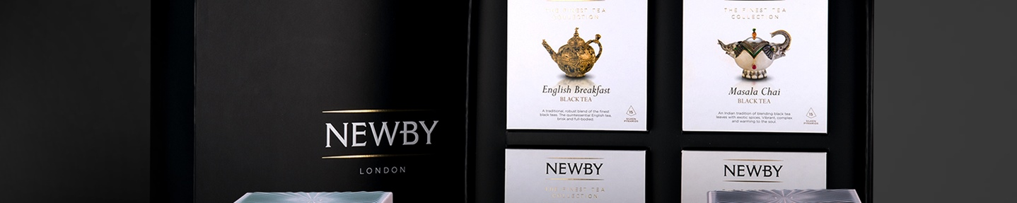 Which country is Newby Teas new Oolong collection from?
