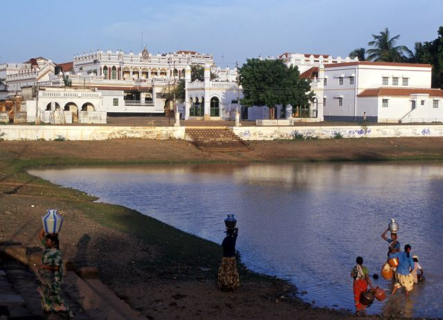 A journey to Chettinad with Alfred Prasad