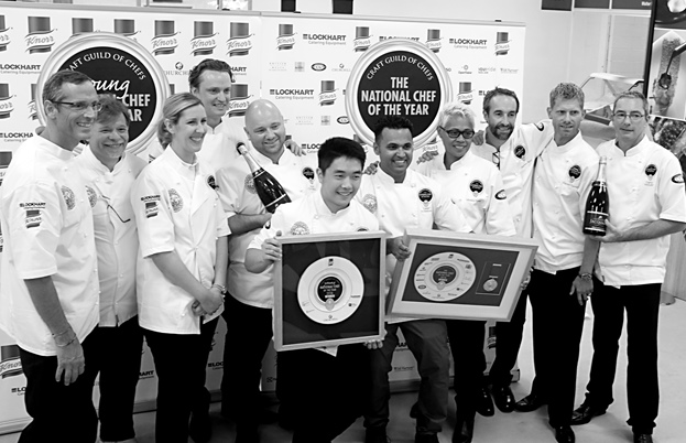National Chef of the Year 2016 winners