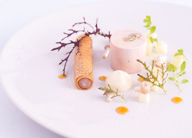 Michelin star starter recipes