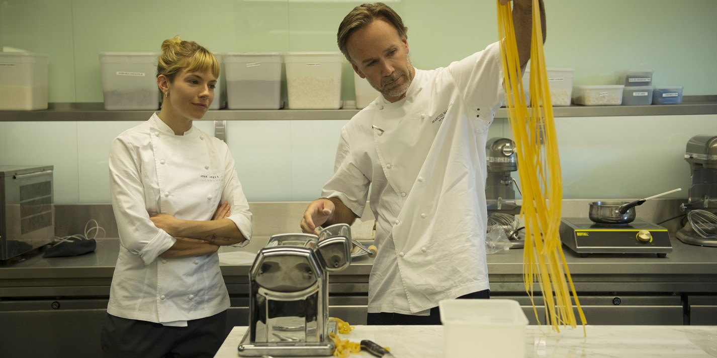 Marcus Wareing on Burnt: 'I think Bradley Cooper in chef whites will inspire a generation of chefs'