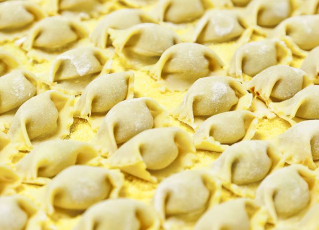How to make agnolotti