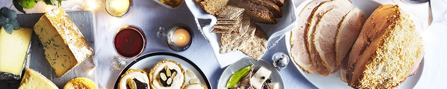 Win a Christmas smörgåsbord feast worth over £150 to share with  friends