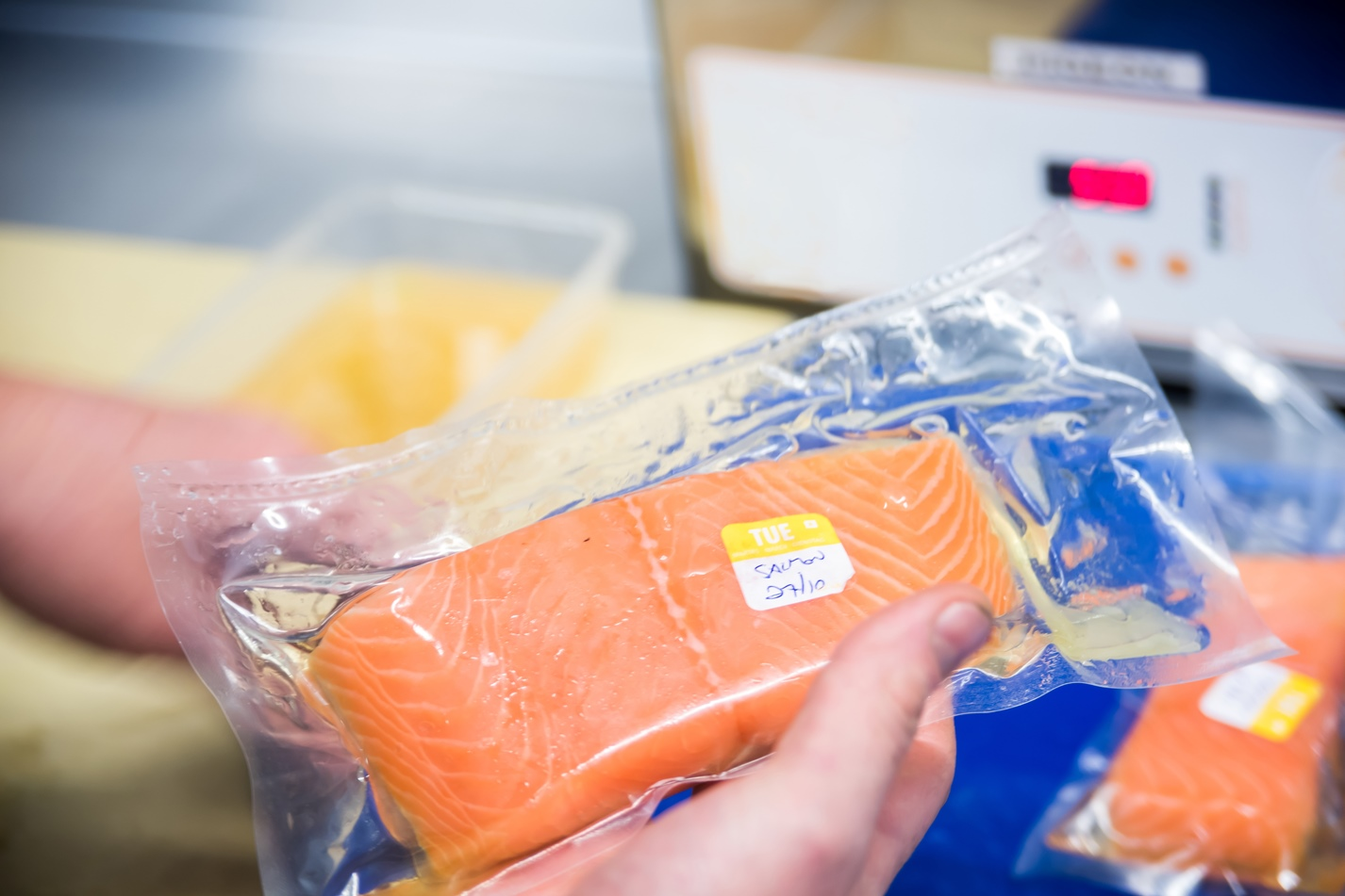 How To Cook Salmon Sous Vide