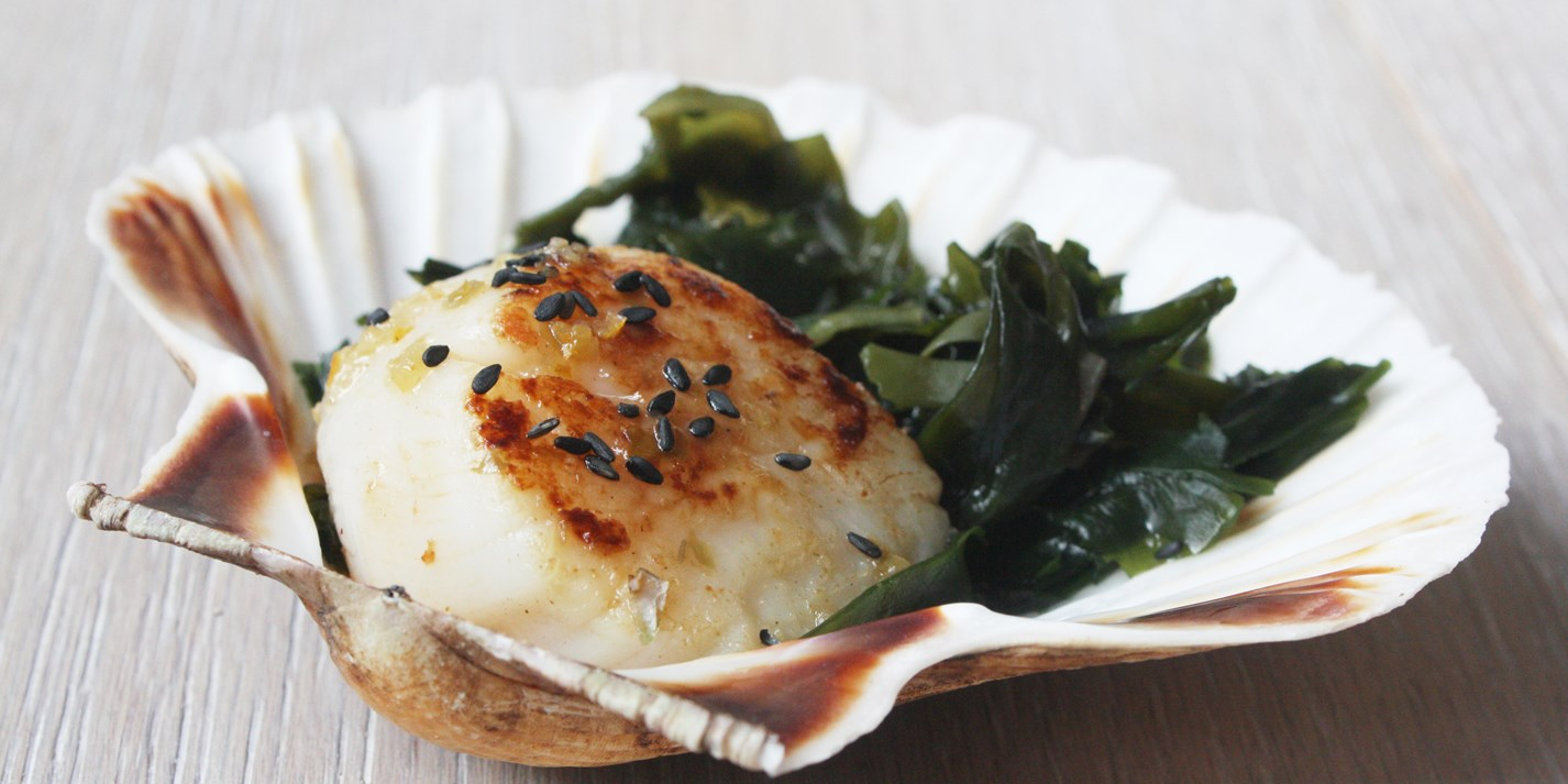 10 sensational seaweed recipes