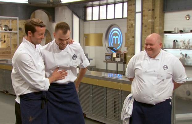 Celebrity Masterchef: Episode 5 - Quarter Final 1 - TV.com
