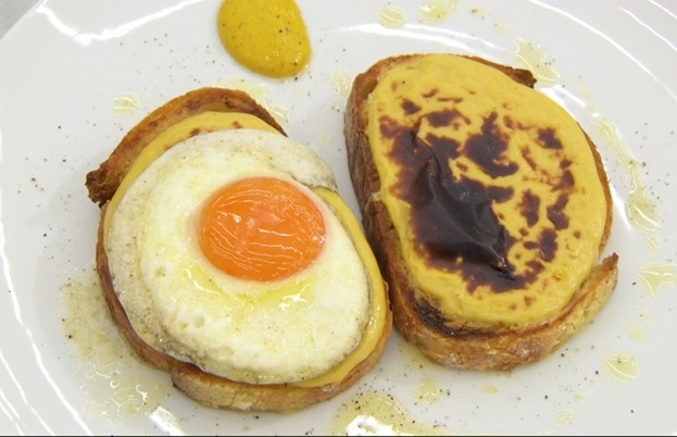 Marcus' buck rarebit