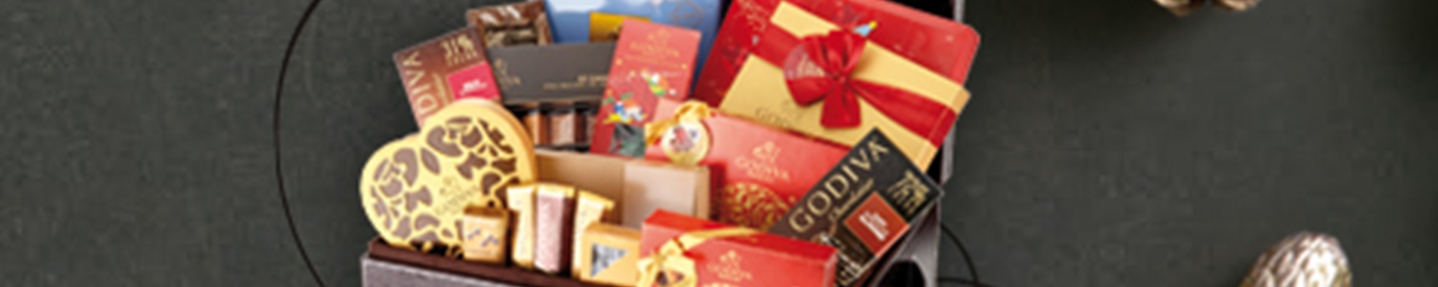 Win a Supreme Christmas Hamper worth £250 from Godiva