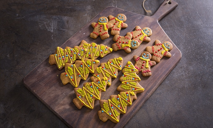 Christmas biscuits recipes