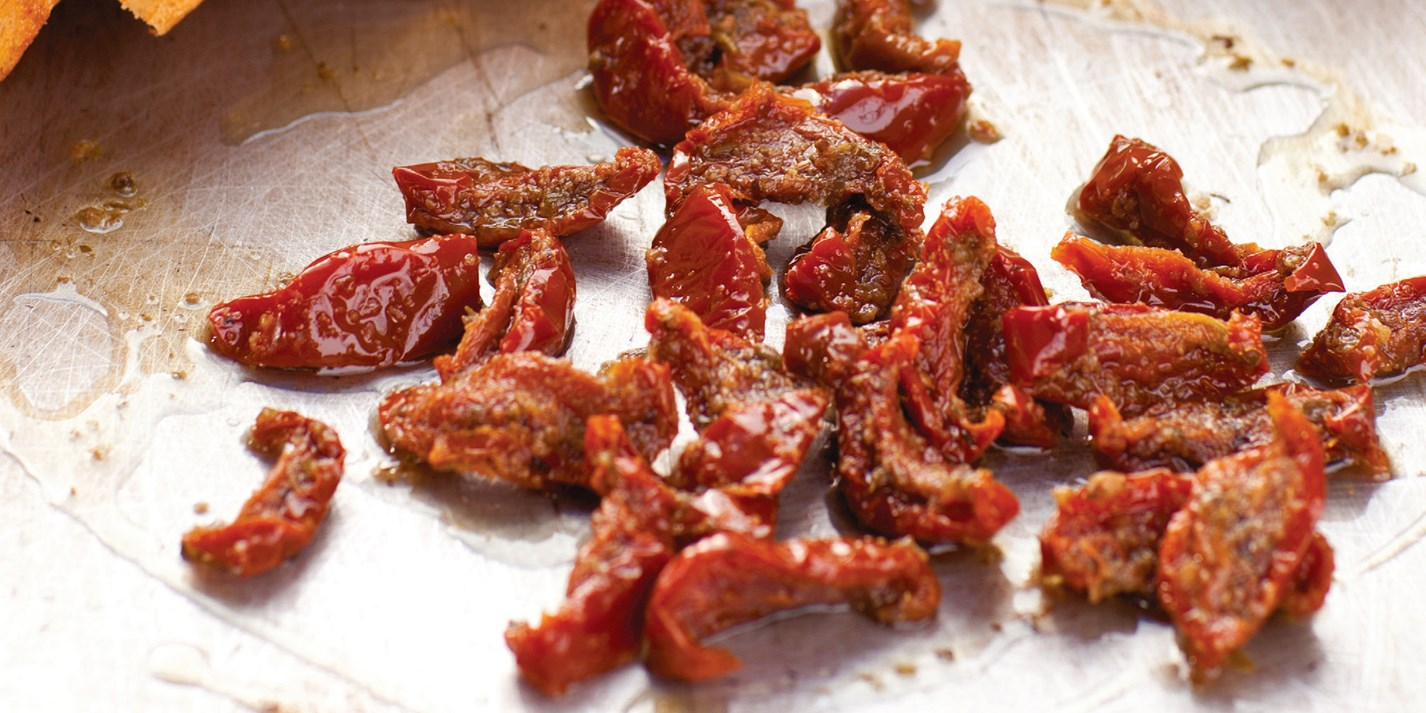 Sun-dried tomato recipes